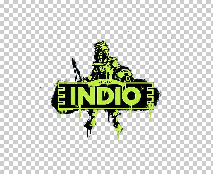 Logo Beer Illustration Graphic Design Cerveza Indio PNG, Clipart.