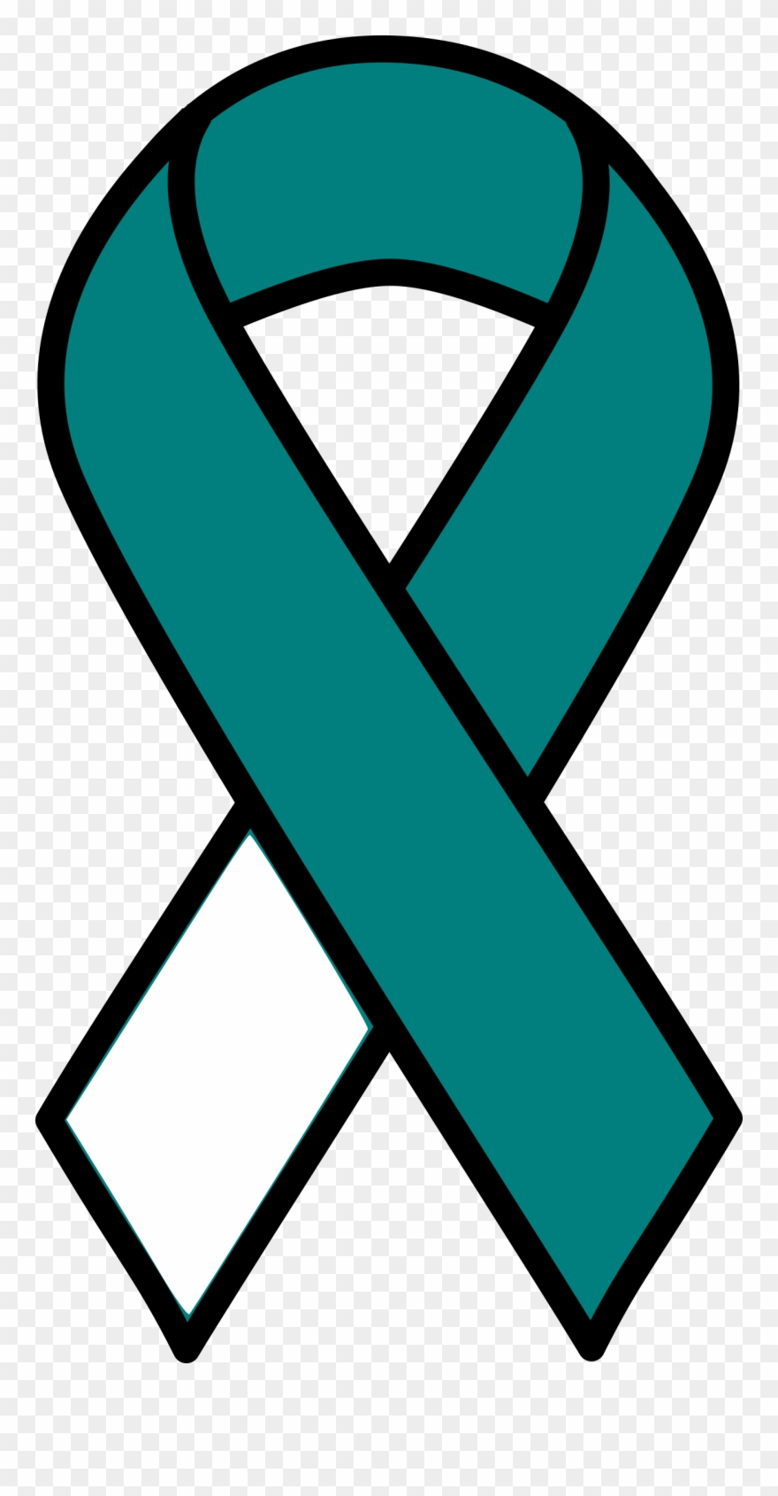 Cancer Ribbon Clip Art.