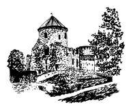 Jaunpils Castle Latvia Stock Illustrations, Vectors, & Clipart.