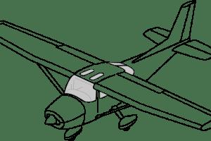 Cessna 172 clipart » Clipart Portal.