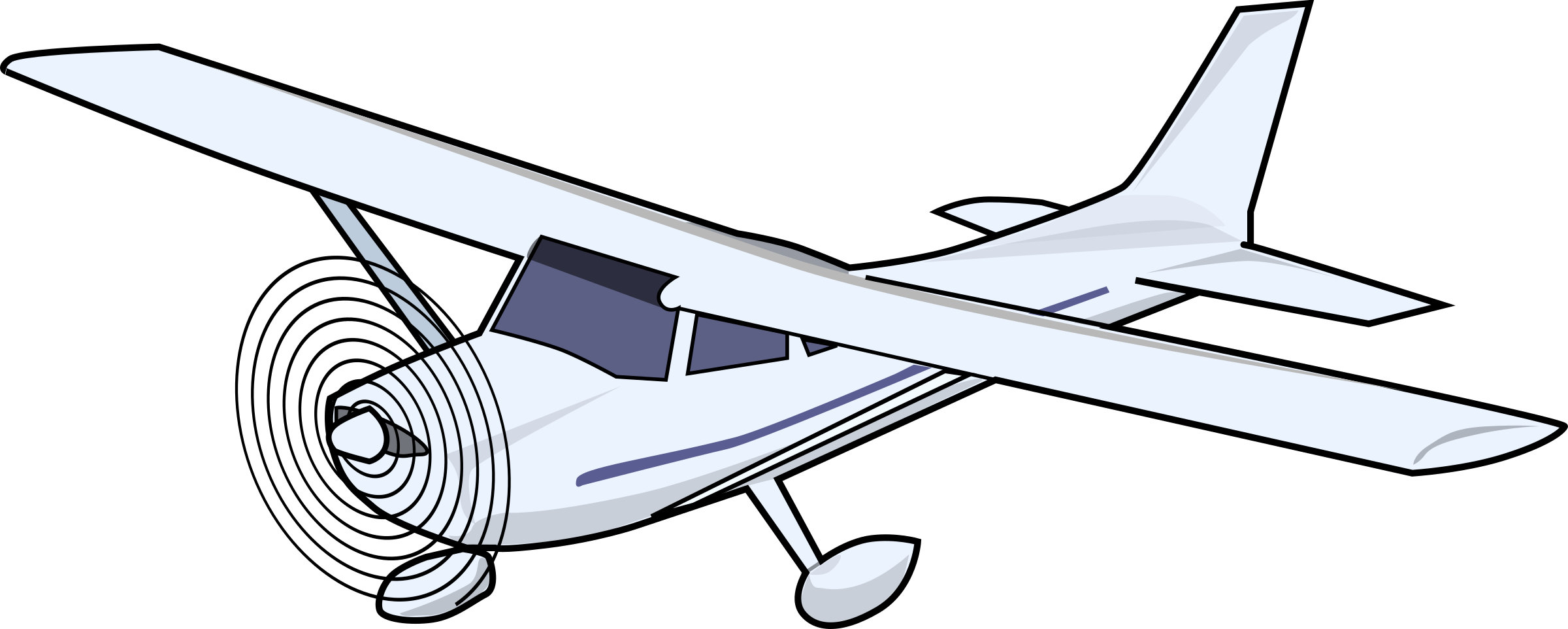 Airplane Cessna 172 Cessna 150 Clip art.