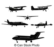 Cessna Clip Art and Stock Illustrations. 52 Cessna EPS.
