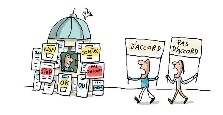 Débat 1 : C'est quoi, la démocratie ?.