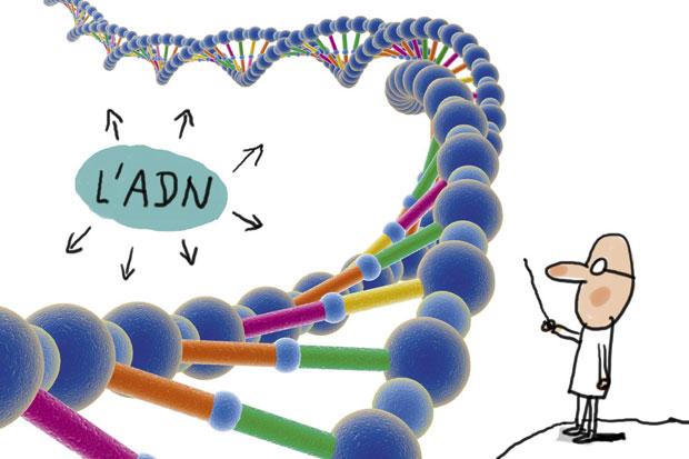 C'est quoi, une maladie génétique ?.