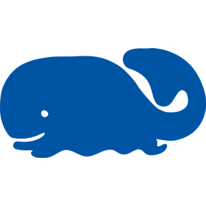 whale icon clipart, cliparts of whale icon free download (wmf, eps.