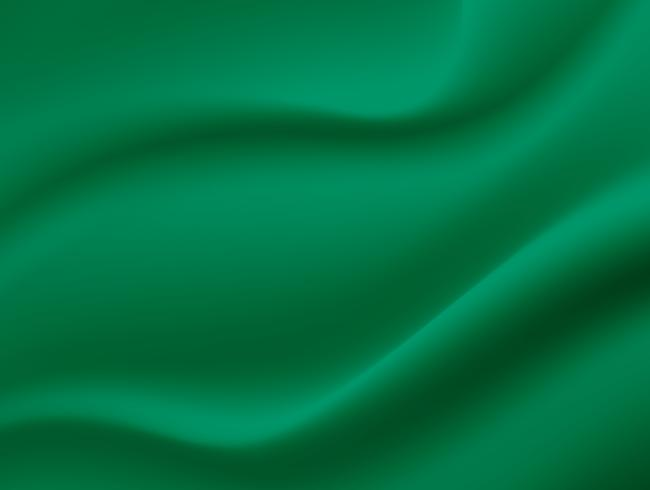 Textura abstrata de fundo. Seda De Cetim Verde. Tecido de.