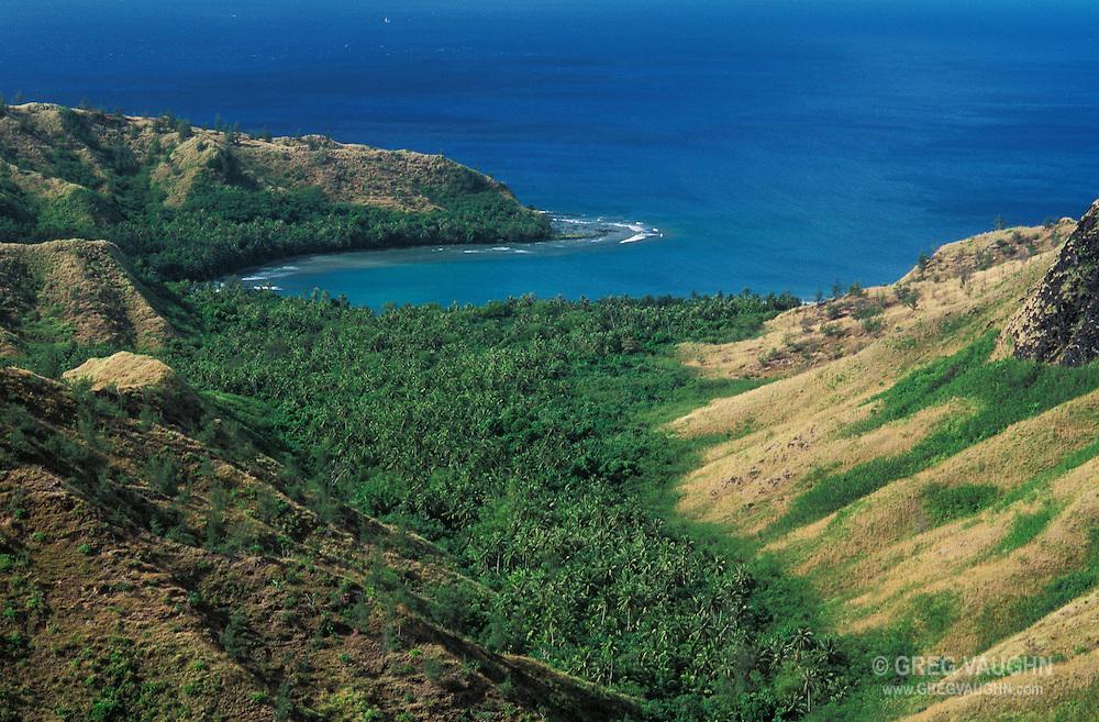 Cetti Bay, Guam.