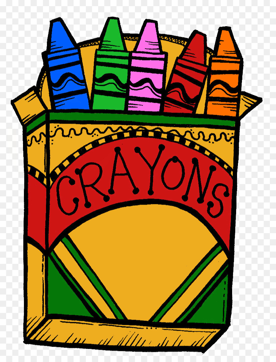 Clipart crayons 4 » Clipart Station.