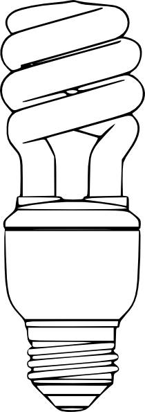 Cfl Clipart.