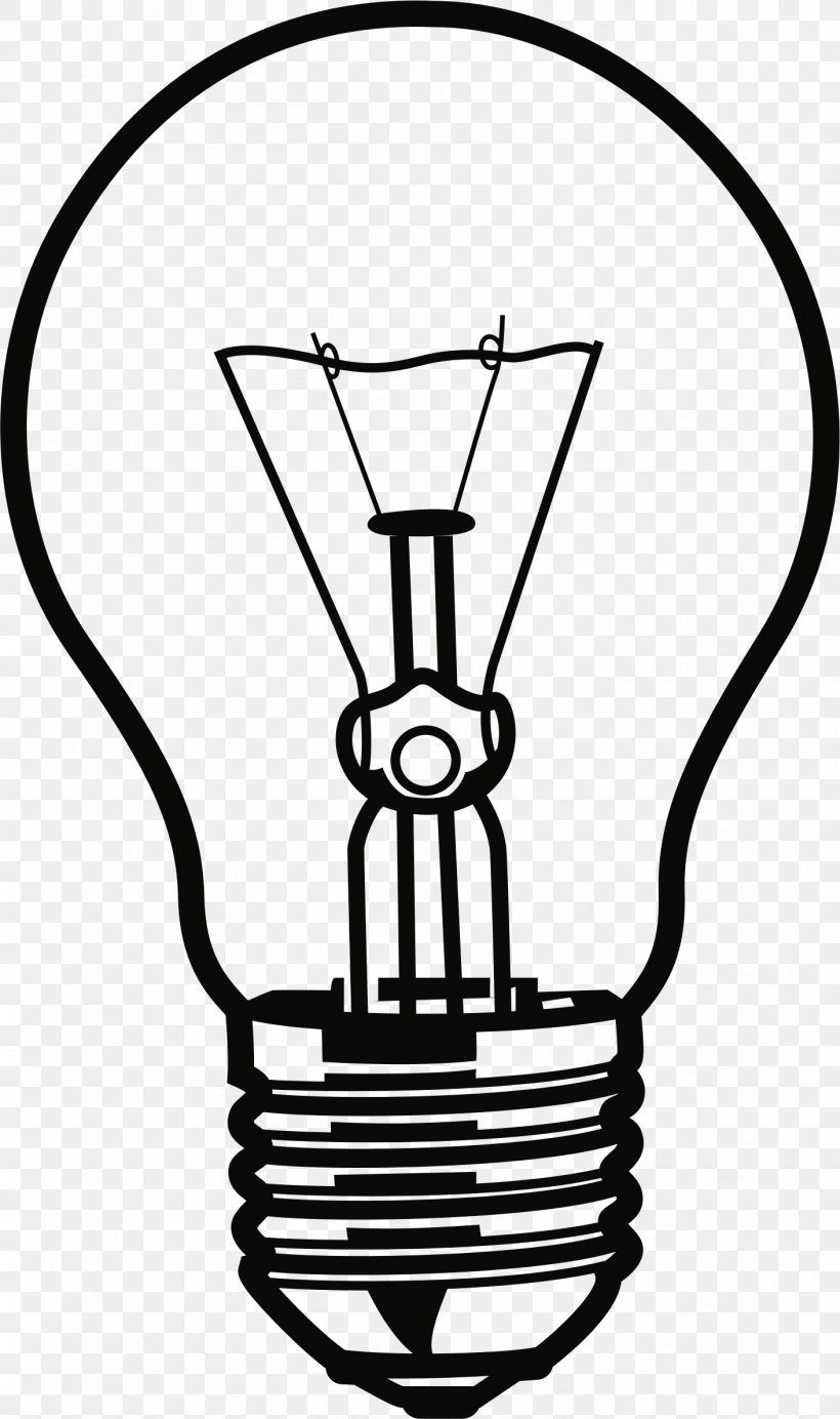 Incandescent Light Bulb Compact Fluorescent Lamp Clip Art.