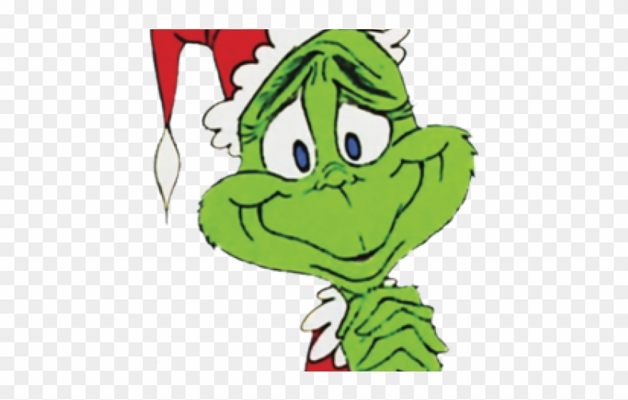 Fireplace Clipart Grinch.