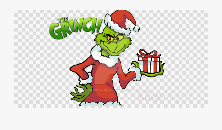 Grinch Clipart Happy.