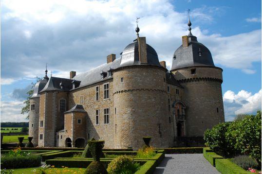 Castle of Lavaux.