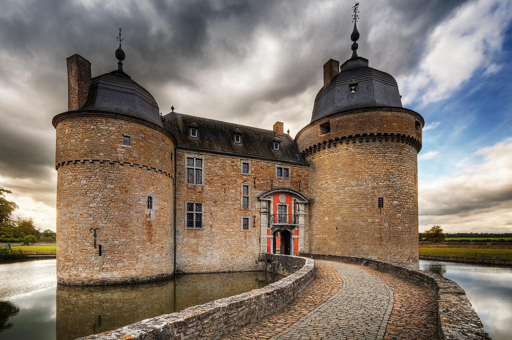 Le Château de Lavaux.