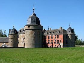 Château de Lavaux.