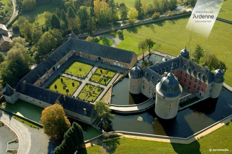 Château of Lavaux.