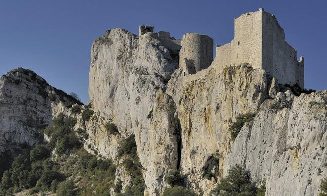 Castles Cathars Land Aude Holidays.