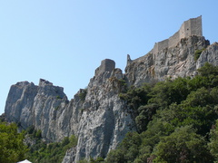 Castles Cathars Land Aude Holidays.