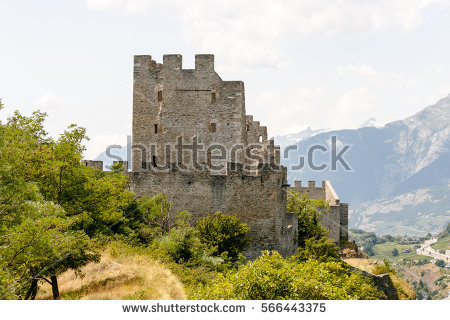 Rumeli Fortress Historical Landmark Istanbul Ancient Stock Photo.