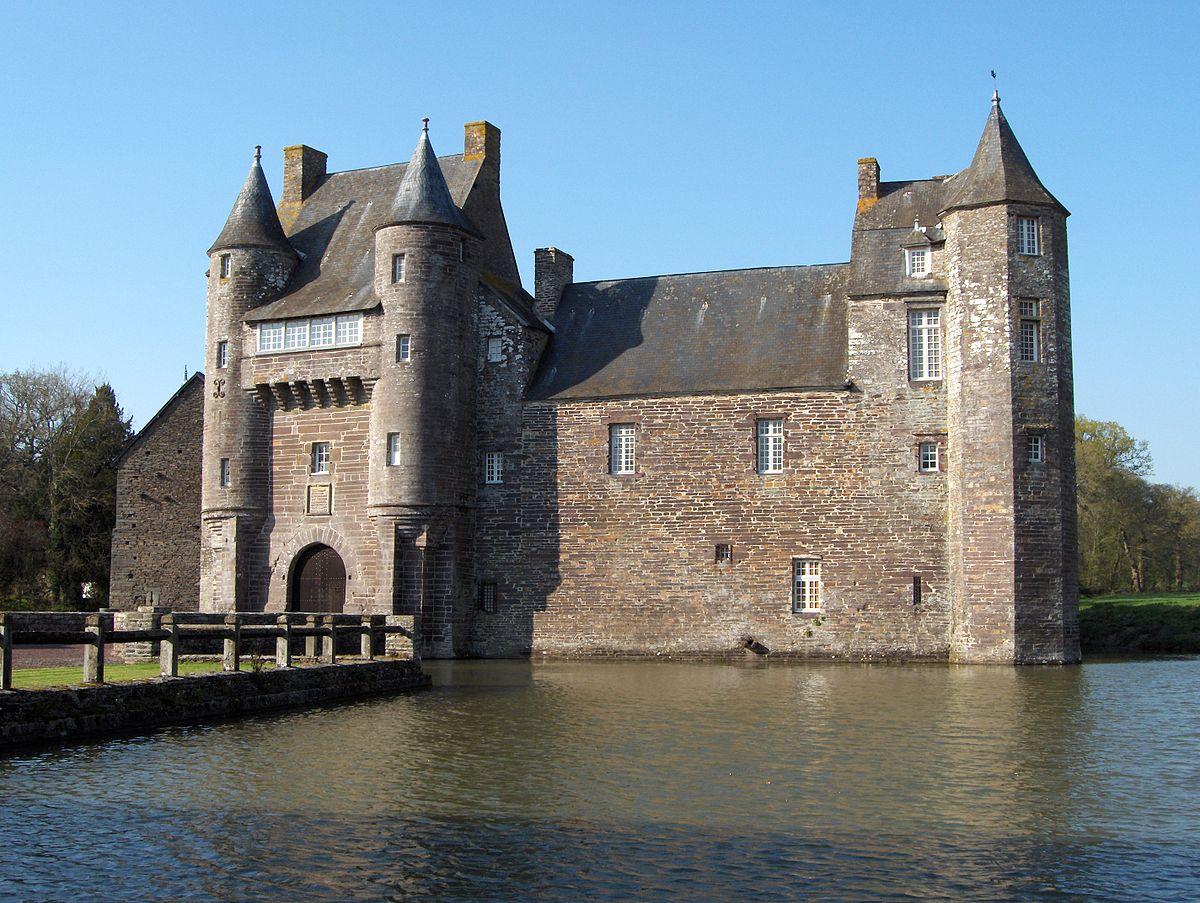 Château de Trécesson.