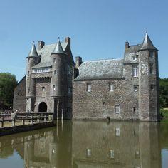 Château de Léhélec ►► http://www.frenchchateau.net/chateaux.