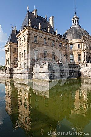 Château De Vaux.