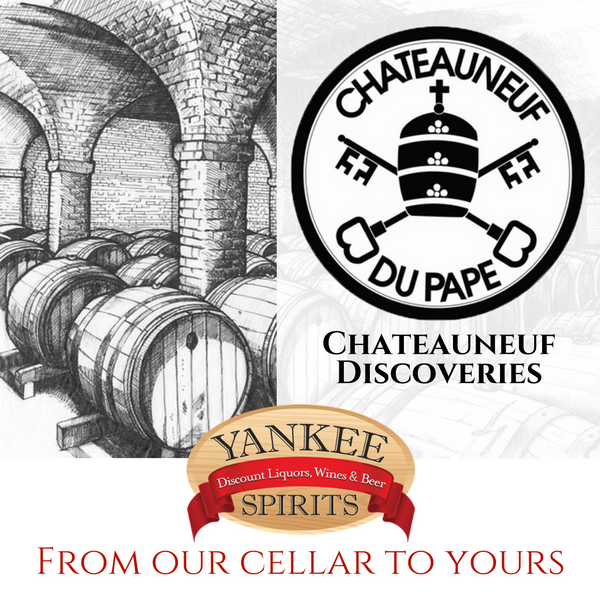 From the Cellar: Chateauneuf du Pape Discoveries!.
