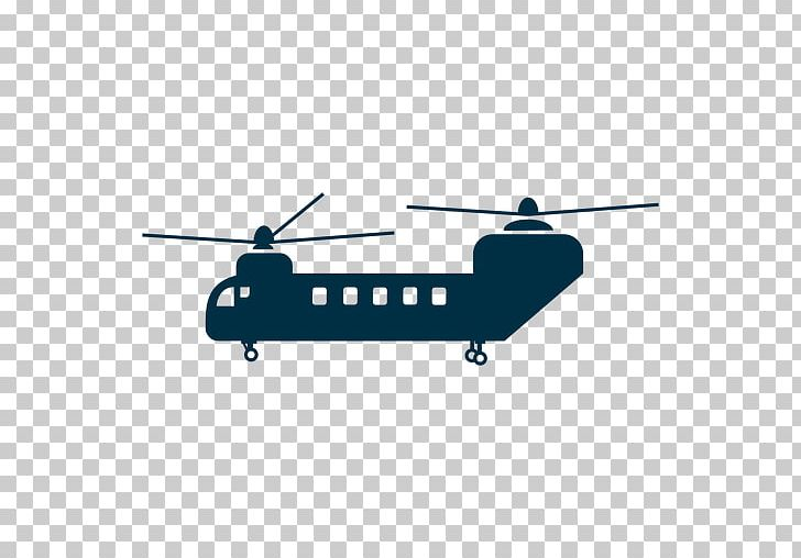 Helicopter Rotor Aircraft Boeing CH.