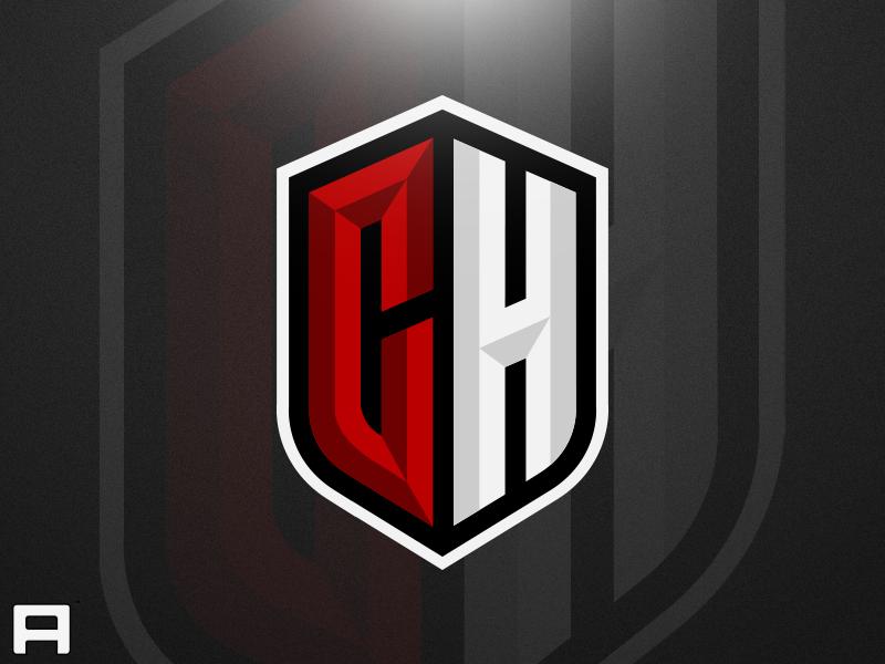 CH Esports Logo by Allen McCoy on Dribbble.