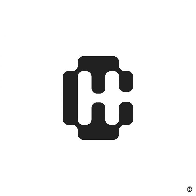 CH monogram by Tako Chabukiani.