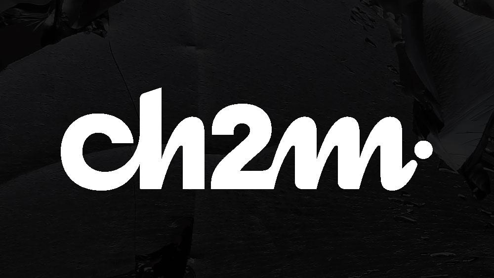 CH2M Hill logo.