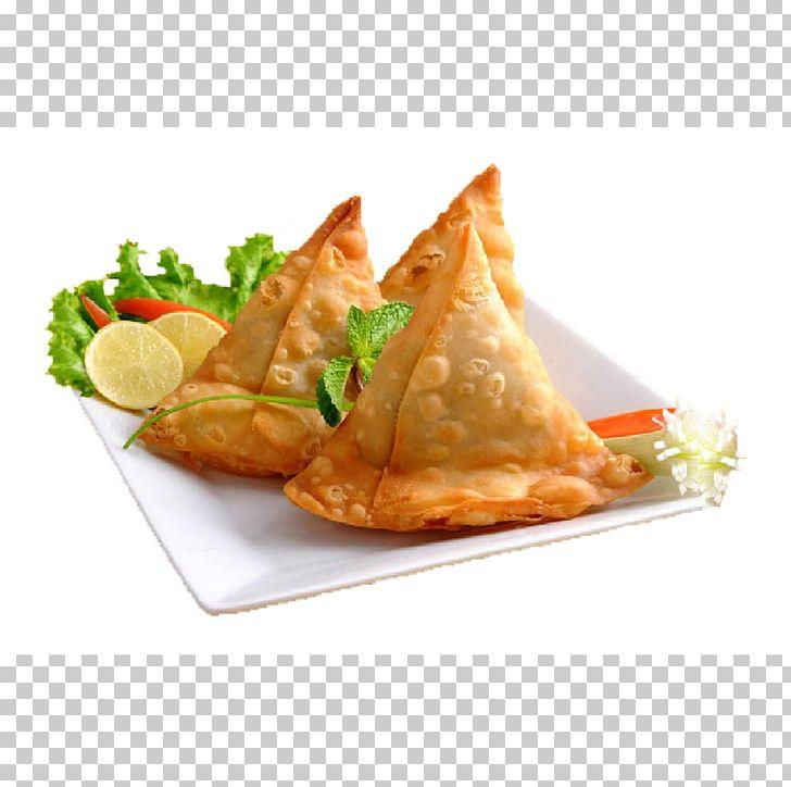 Samosa Hamburger Indian Cuisine Chaat Junk Food PNG, Clipart.