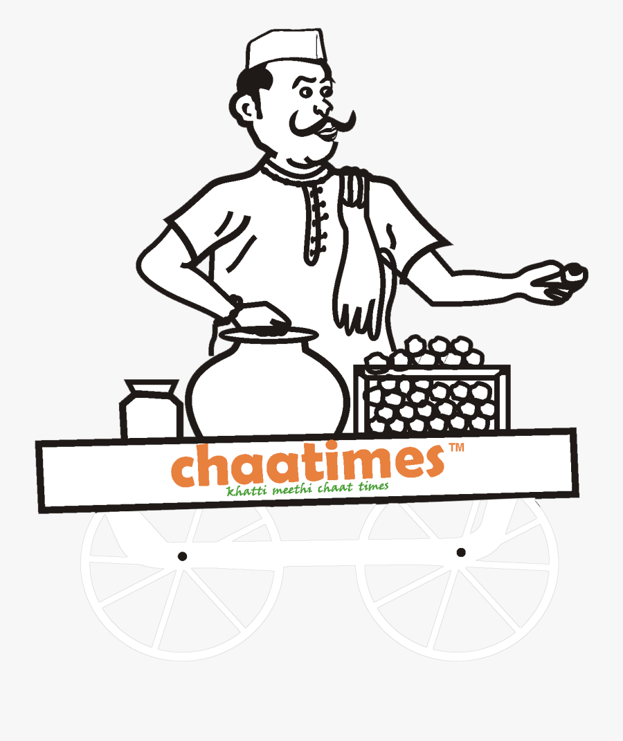 Clip Art Papdi Chaat , Free Transparent Clipart.
