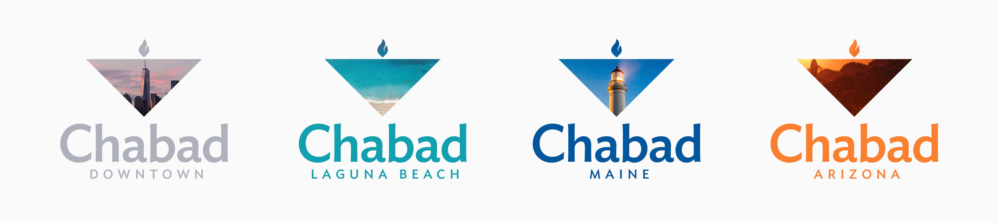 One Chabad Logo.