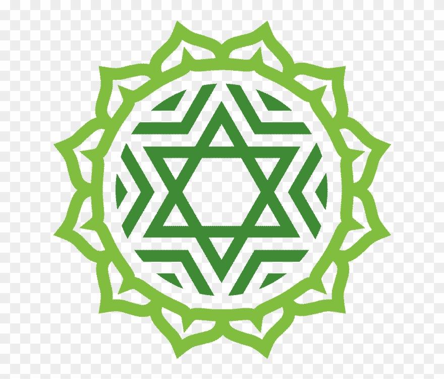 Heart Chakra Symbol.