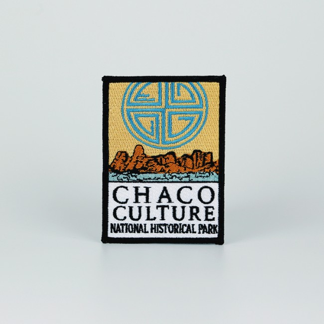 Chaco Culture National Hist. Park Patch.
