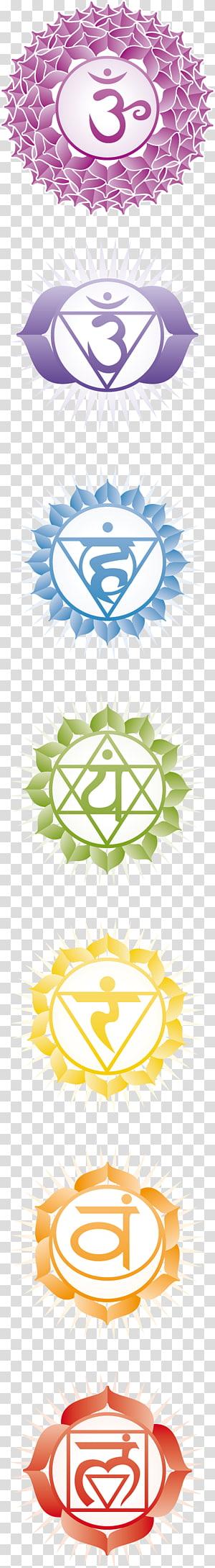 Chakra gates avatar illustration, Chakra Healing Reiki.