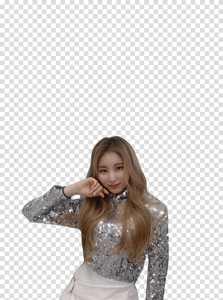 Lee Chaeyeon transparent background PNG clipart.