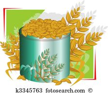 Chaff Clip Art and Stock Illustrations. 34 chaff EPS illustrations.