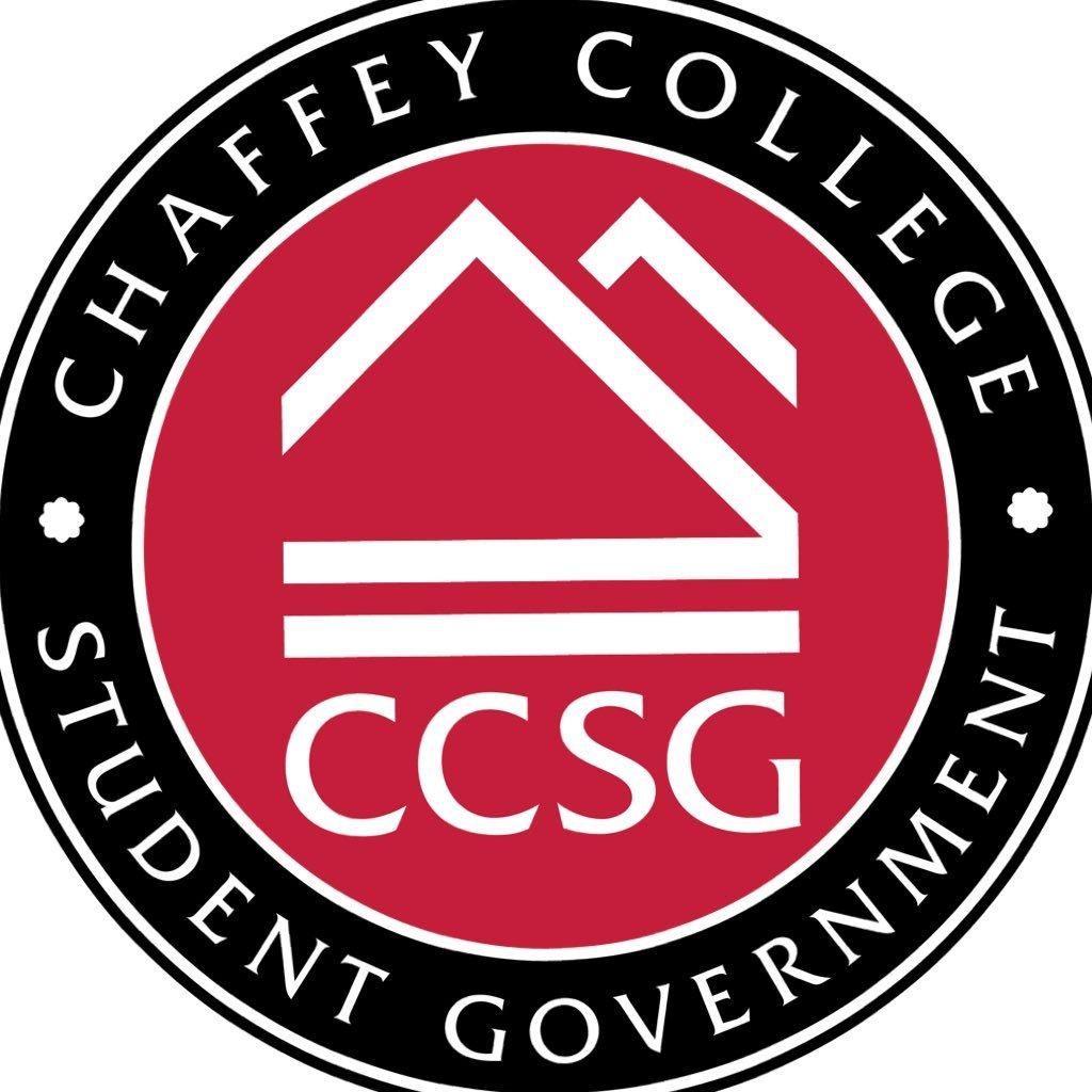 Student Government (@chaffeyccsg).