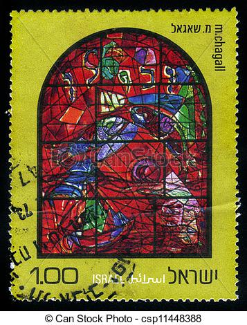Pictures of Chagall Windows.