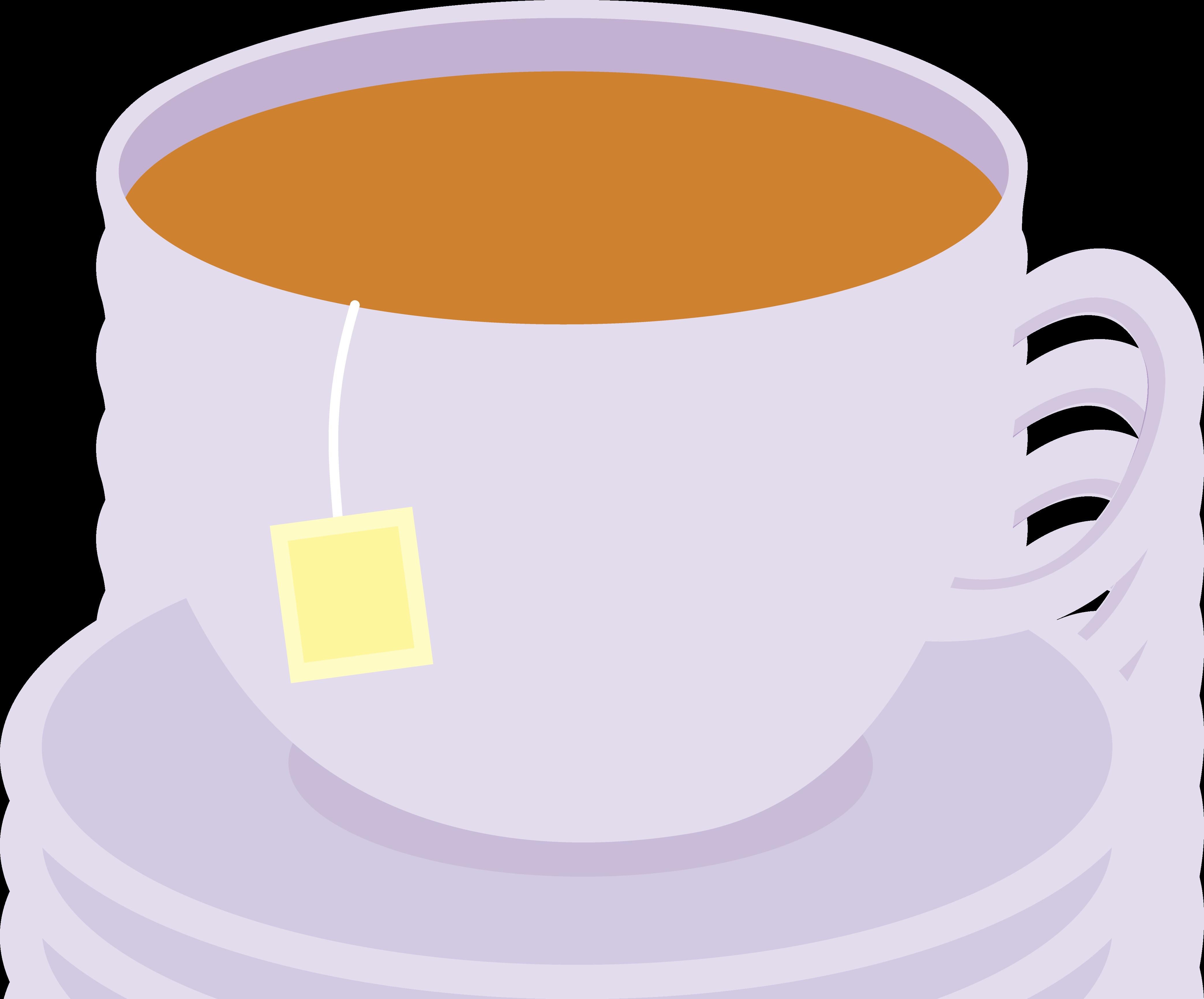 Chai tea clipart.