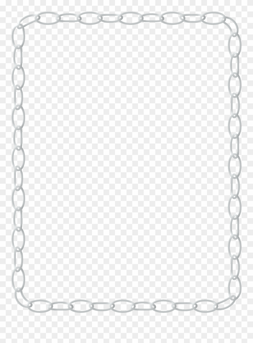 Chain Frame Cliparts.