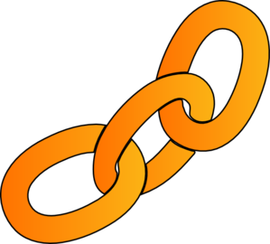 Orange Chain Clip Art at Clker.com.