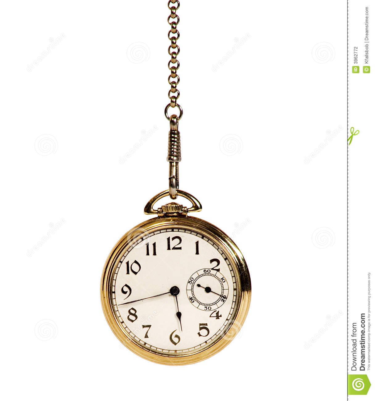Chain Clock Clipart Clipground