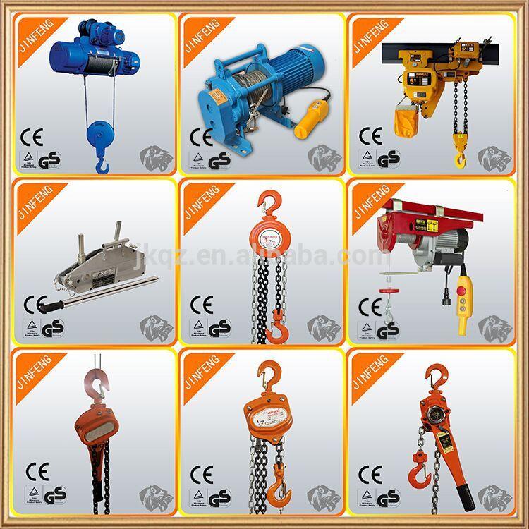Hand Operated New Model 3t Chain Hoist Block /chain Block/chain.