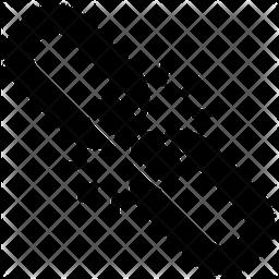 Chain Link Logo Icon.