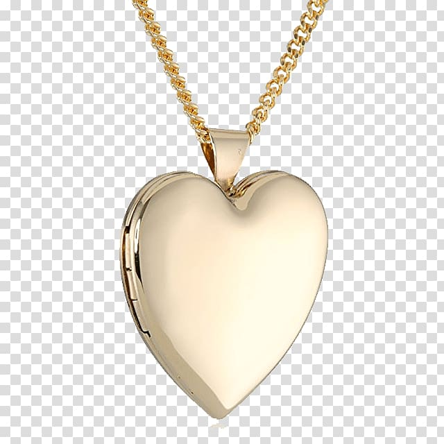 Amazon.com Necklace Locket Charms & Pendants Chain, gold.