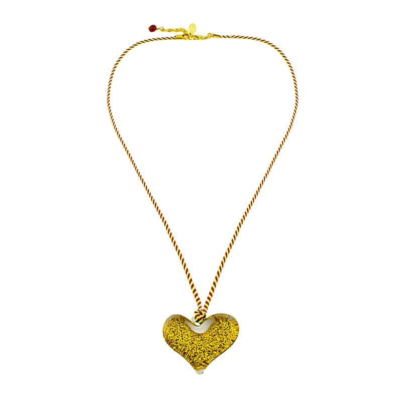Locket Necklace Yellow Body Jewellery Heart, Gold Chain.