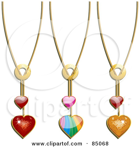 Necklaces clipart #12